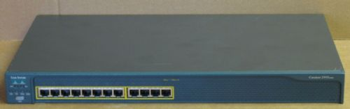 Cisco Catalyst WS-C2950-12 12x 10/100 Managed Fast Ethernet Switch